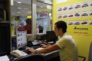 Poslovnica Aerodrom Beograd 1
