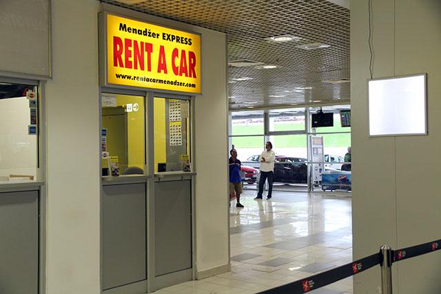 Rent a Car Beograd | Kontakt