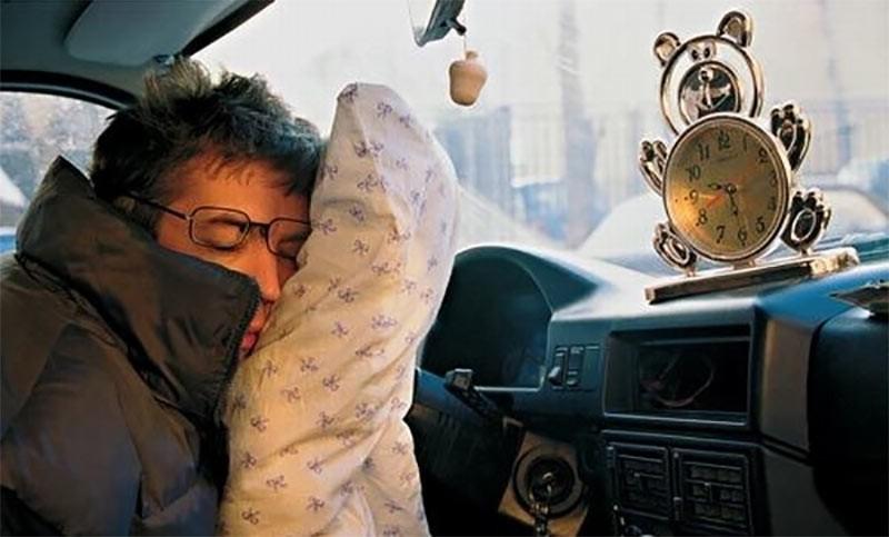 Spavanje u iznajmljenim kolima da ili ne?