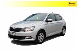 Nova Škoda Fabia 2015