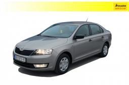Škoda Rapid 1.6 Diesel