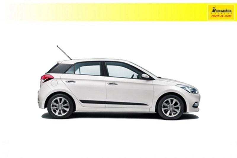 Hyundai i20 1.4 Automatic