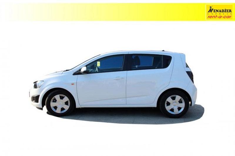 Chevrolet Aveo Hatchback 1.3 Diesel