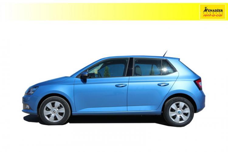 Škoda Fabia 1.2 AUT