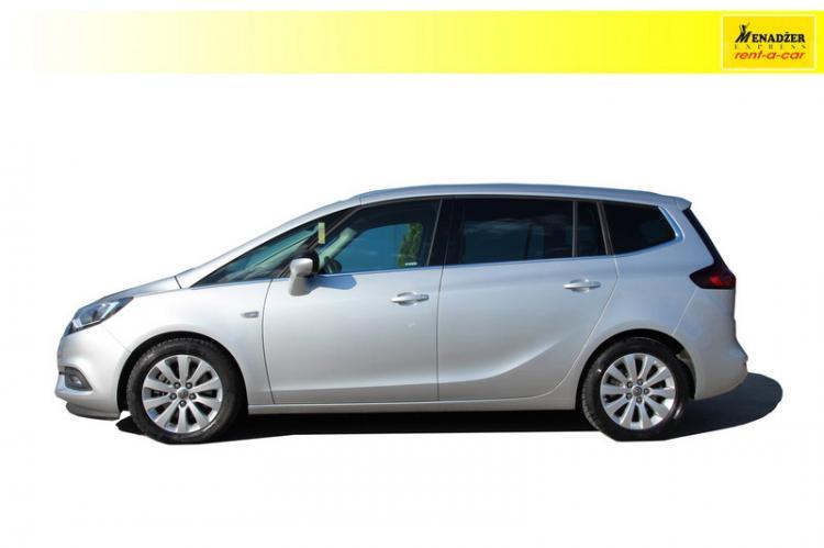 Opel Zafira 2.0 A Dizel